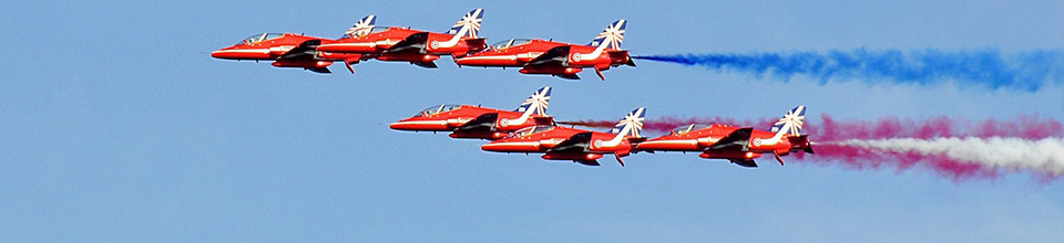 Organise Events | Red Arrows